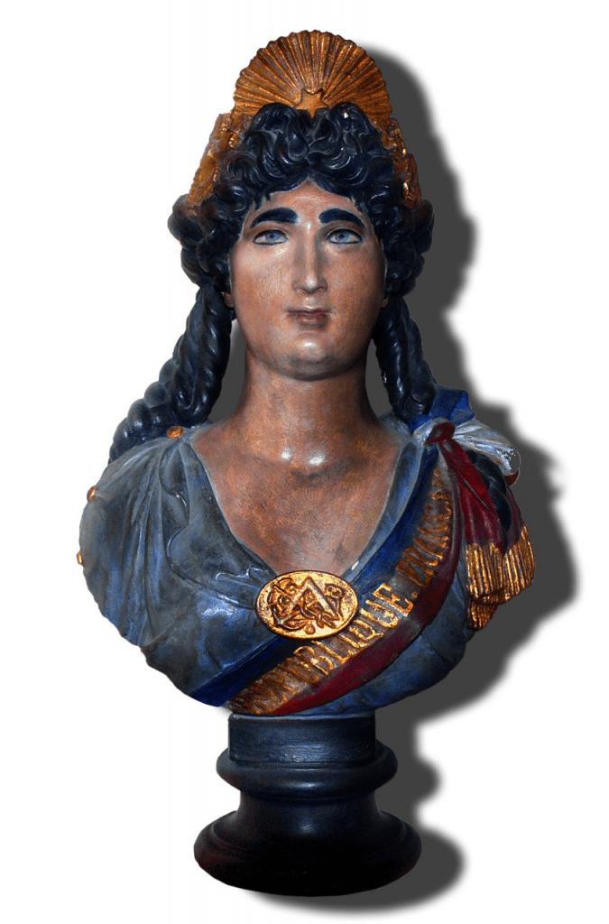 Marianne, un symbole de la République
