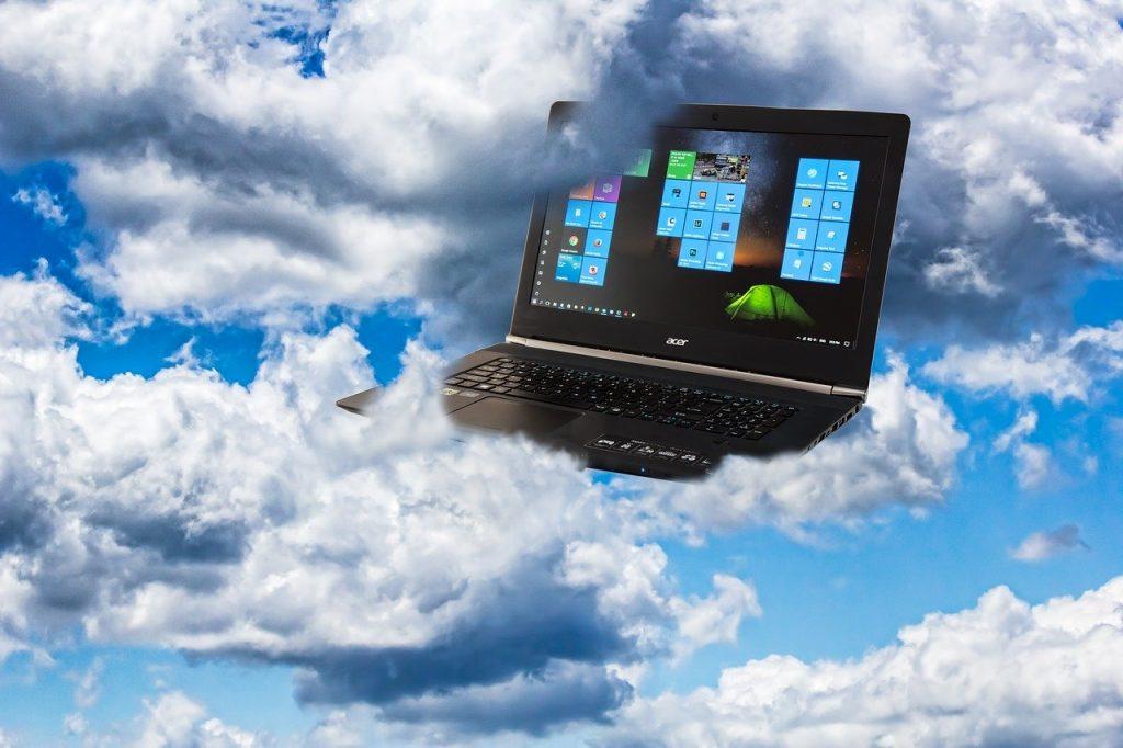 Stockage dans le cloud