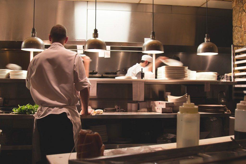 Rémunération d'un cuisinier