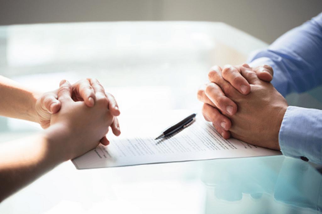 Conditions de rupture de contrat de travail