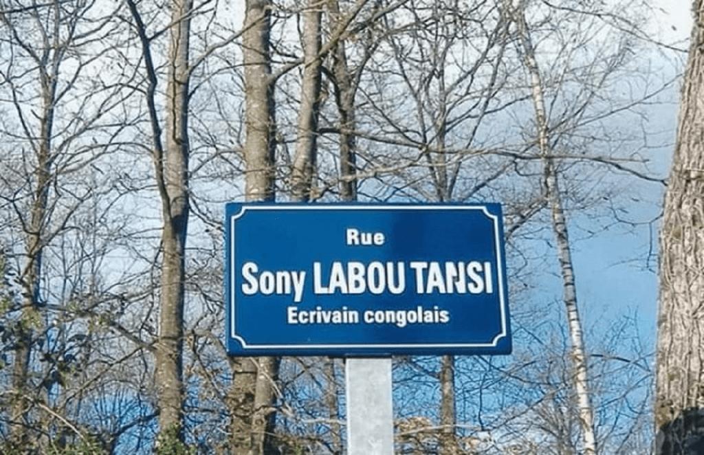 Nom d'une rue à Limoges
