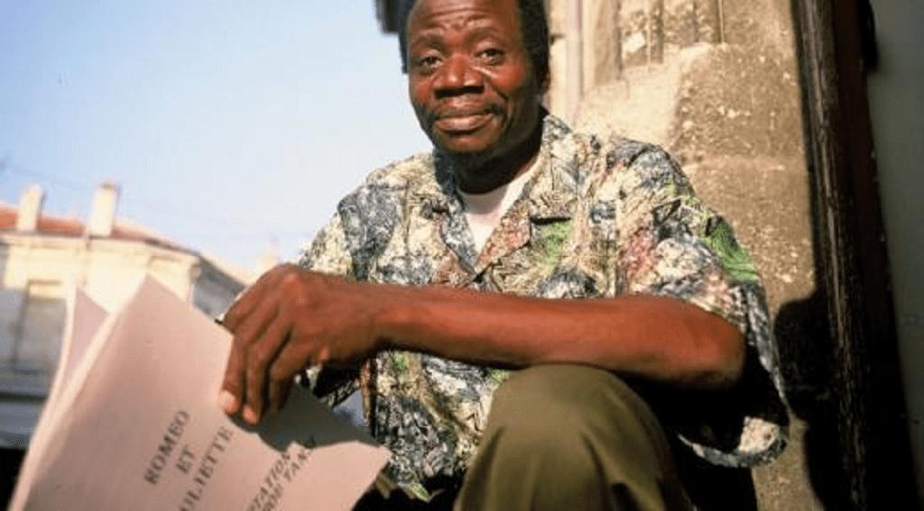 Sony Labou Tansi, romancier, dramaturge et poète