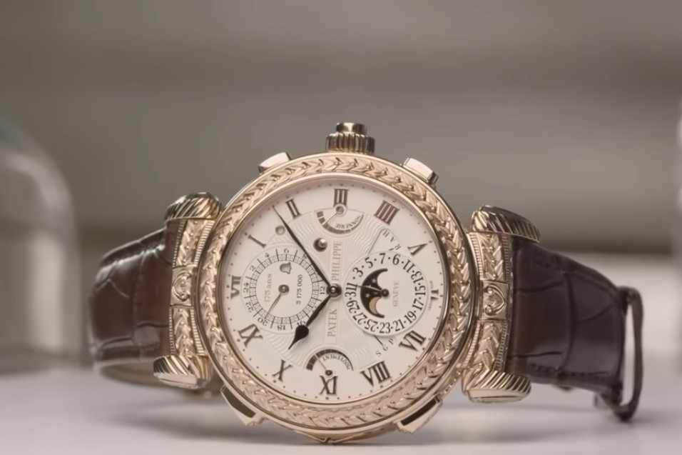 La montre de luxe la plus chère de l'année 2019