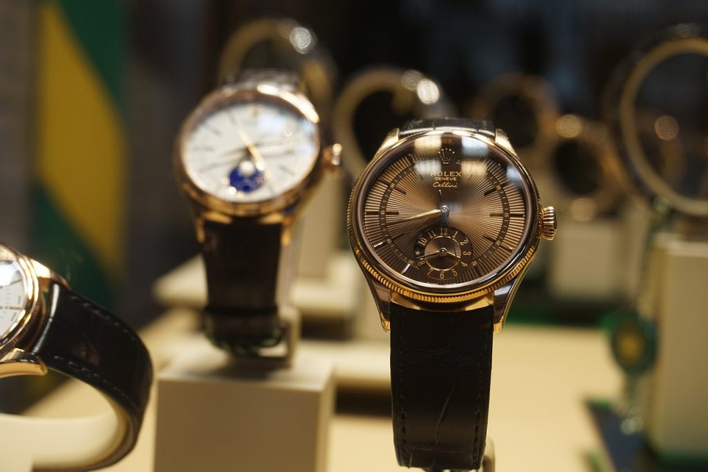 Le guide d'investissement pour investir dans les montres
